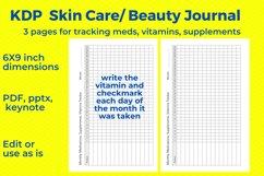 KDP Skincare, Beauty Journal Product Image 2