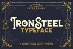 Iron Steel Product Image 1