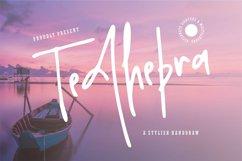 Tedhebra | A Stylish Handdraw Product Image 1
