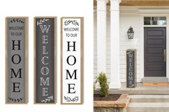10 porch door signs bundle, Welcome signs, farmhouse, home Product Image 3