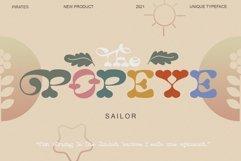Pirates Typeface Product Image 2