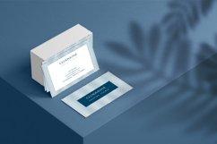 Editable Elegant Business Card Template Product Image 4