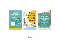 Traffic Generating Video Animated Pinterest Pin Pack | Canva Product Image 4