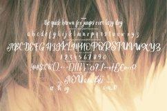 Adilea   Beauty Natrace Script Font Product Image 6