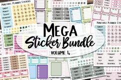 Mega Sticker Bundle #4 - Scrapbook / Planner Stickers bundle Product Image 1