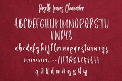 Roselle Leaves - Handwritten Font Product Image 5