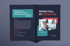 Business Consultant Brochure Bifold Product Image 2