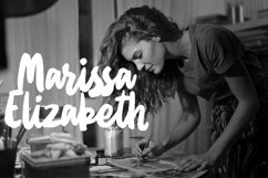 Alfissa - Brush Font Product Image 3