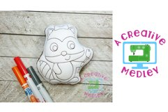 Doodle Its Raccoon with Marshmallow Product Image 1
