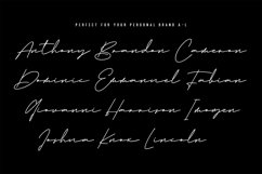 Emma Goulding Signature Collection Script Font Product Image 4