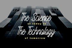 Science Tech Script Product Image 2