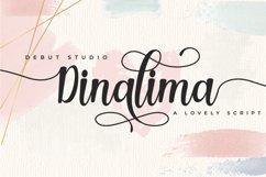 Dinalima Script Product Image 1