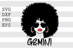 Gemini SVG Product Image 1