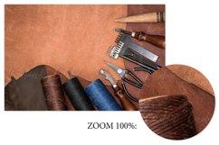 Leather. Styled stock photo set. Vol.1 Product Image 2