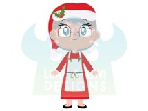 North Pole Clipart - Lime and Kiwi Designs Product Image 3