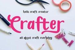 Candylove - Playful hand lettering brush font Product Image 5