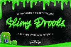 Slimy Drools Product Image 1