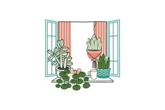 HOMEPLANTS | clip arts collection Product Image 2