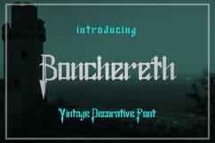 Bonchereth Font Product Image 1