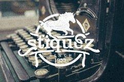 Stiquez Font Product Image 1