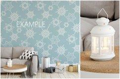 Christmas Wall Mockups Product Image 3