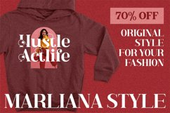 Hustle Actlife - Beautiful Serif Font Product Image 10