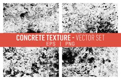 Concrete Textures Vector Pack Product Image 1