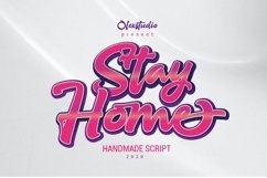 STAY HOME - Script Product Image 1