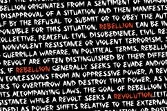 Rebel Nation - Graffiti Font Product Image 3
