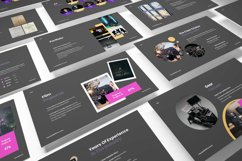 Noxi Filmmaker Powerpoint Template Product Image 6
