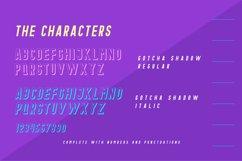 Gotcha Typeface Product Image 4