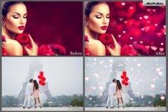 Romantic Bokeh Photo Overlays Product Image 5