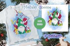 Holiday Gnome. Christmas. Product Image 1