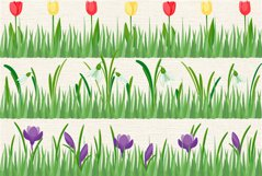 Spring vector set Product Image 3