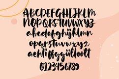 Sweet Caramels - Handlettering Script Font Product Image 5