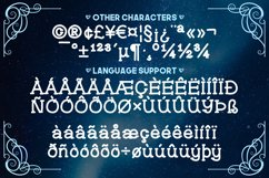 Jubilation Serif Handwritten Font Product Image 3