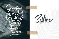 Bargitta Script SVG Font Product Image 5