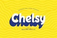 Chelsy - Cute Font Sans Product Image 1