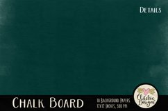 Chalkboard Texture Background Papers Product Image 3