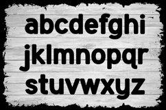 Basic Buffalo Plaid Patterned Font Product Image 5