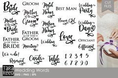 Here Comes the Bride MEGA Bundle - Wedding SVG and Cut Files Product Image 4