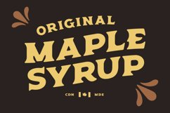 Old Spirits Display Font Product Image 5