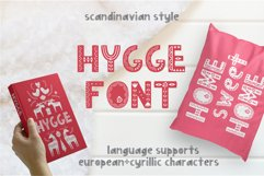 Hygge Scandinavian font Product Image 1