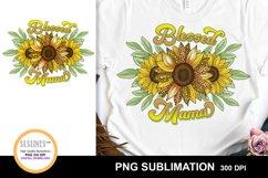Sunflower Sublimation Designs MiniBundle with Leopard Print Product Image 3