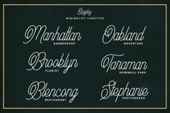 Web Font Quigley Product Image 4