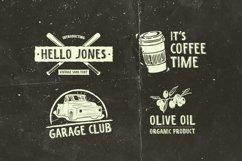 Hello Jones - Vintage Sans Font Product Image 2