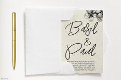 A Paris Handwritten Font Product Image 5