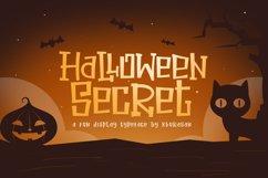 Halloween Secret Product Image 1