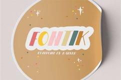 Fontik Product Image 1