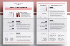 Modern Resume Template Product Image 2